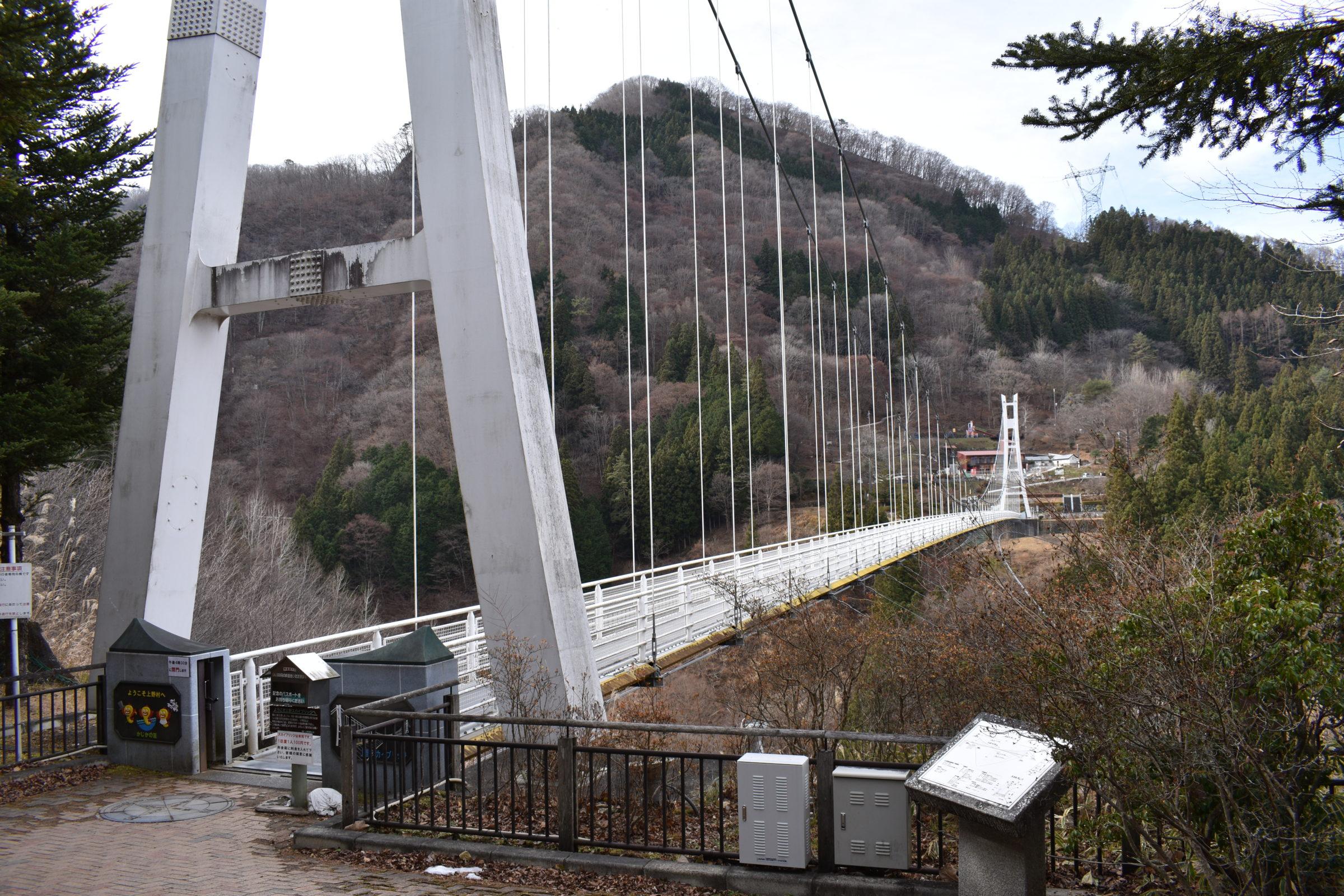 Ueno Skybridge