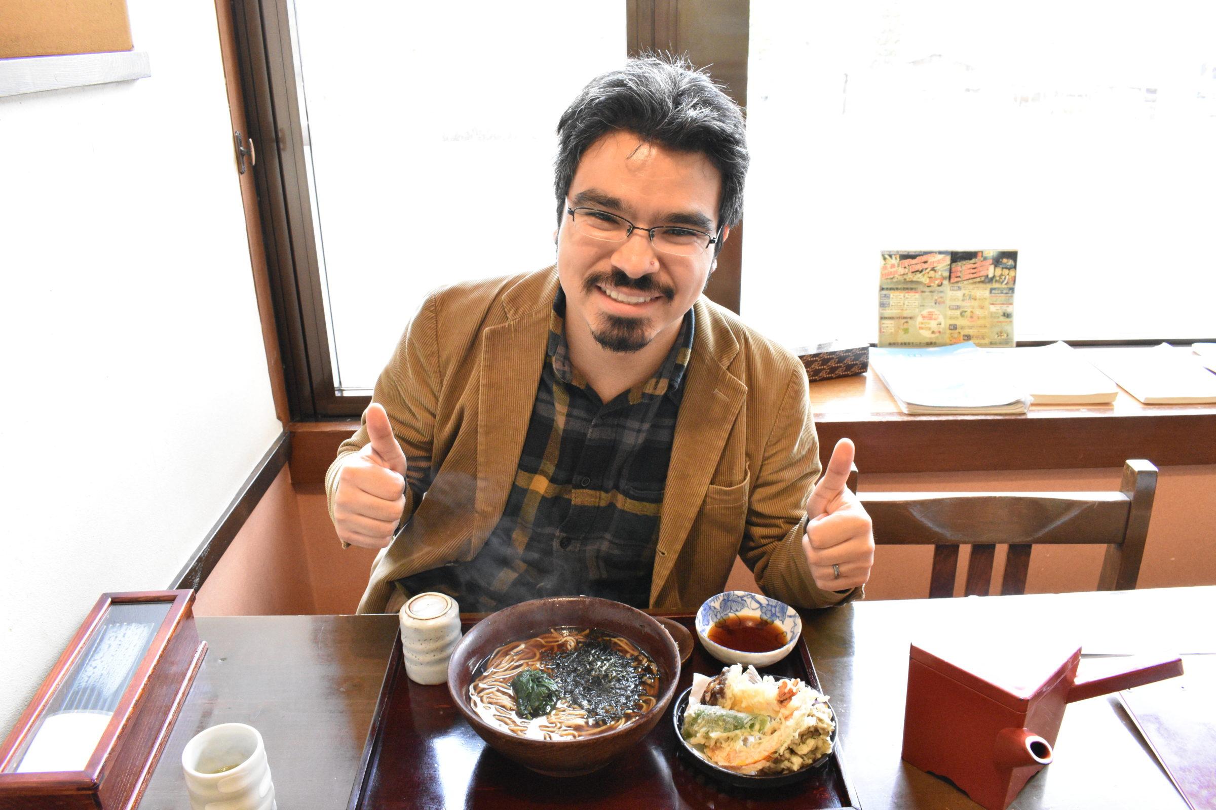 Homemade Soba NoodlesSoba Noodles Fukujuan