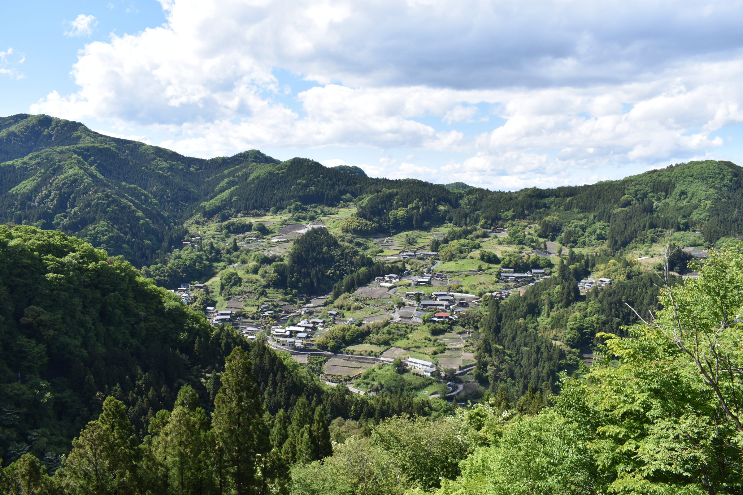 The Great Outdoors of Uenomura Village