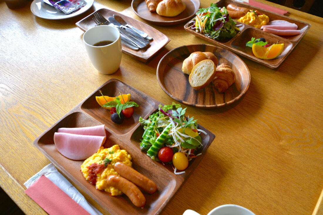 Fall Fun for the Whole Family in Ueno: Mahoba Cafe