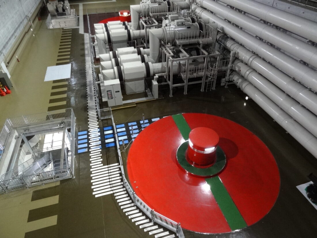Fun for the Whole Family: Kannagawa Hydropower Plant