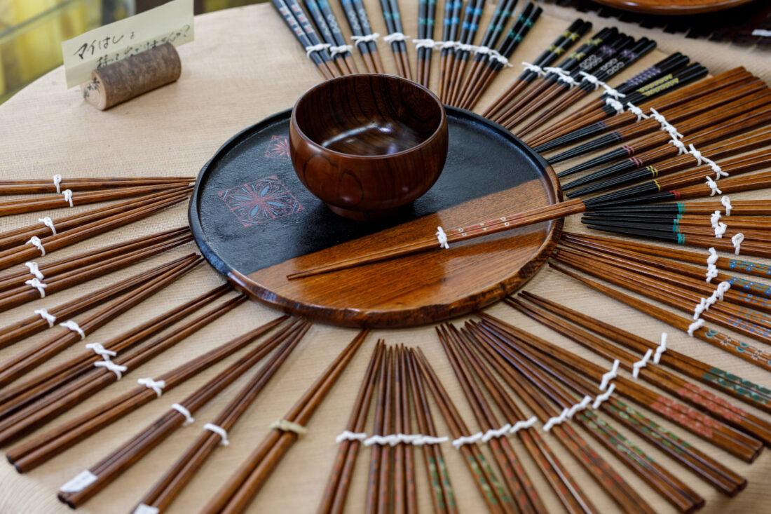 Experience Uenomura's Local Culture and History: Craftman Shop Kokage