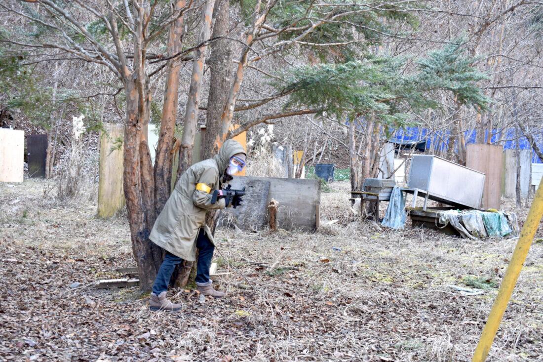 2-Day Winter Itinerary in Uenomura: Airsoft