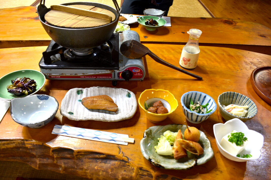 2-Day Winter Itinerary in Uenomura: Overnight at Suribachi Villa