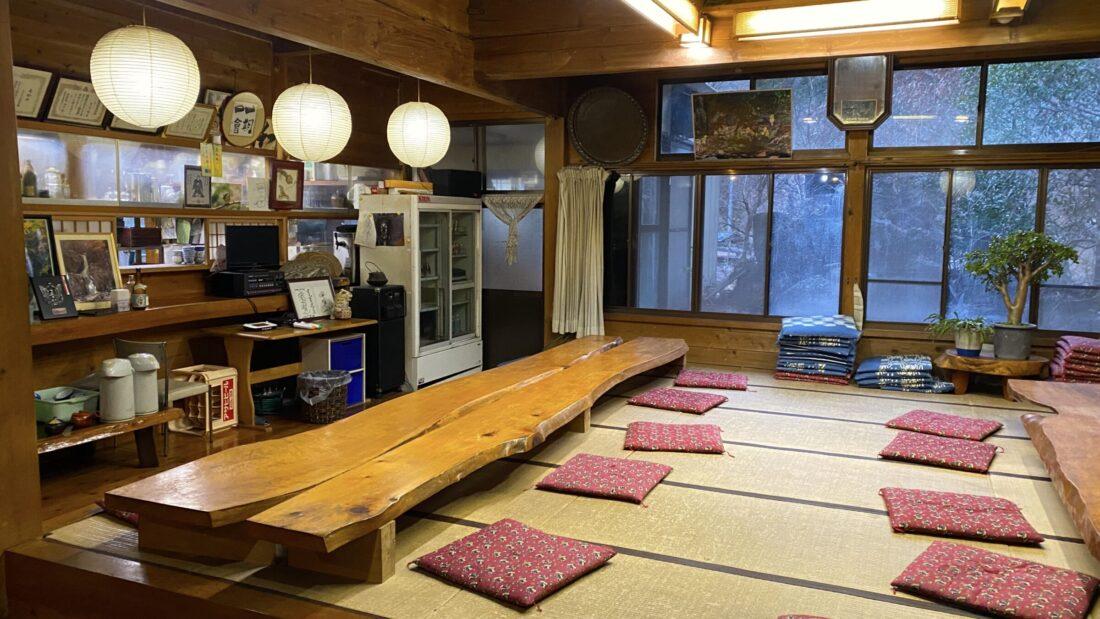 2-Day Winter Itinerary in Uenomura: Lunch at Suribachi Villa