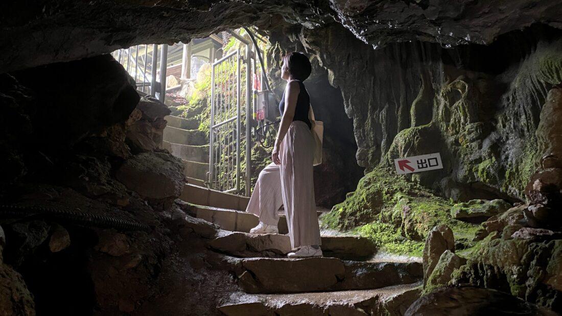 Fun for the Whole Family: Fujido Cave